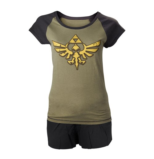 Pijama Legend of Zelda 130393