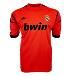 Camiseta Real Madrid 2012-2013 Home