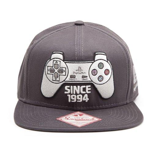 526cba5d7 Boné PlayStation One Snapback Since 1994 Controller Original Online