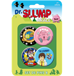 Broche Dr. Slump & Arale 132357
