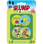 Broche Dr. Slump & Arale 132359