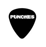 "Fender ""Medium"" Guitar Pick - Punches"