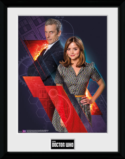 Poster Doctor Who 132383
