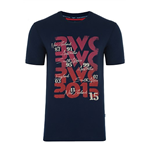 Camiseta Copa do Mundo de Rugby Union 2015