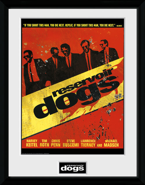 Poster Reservoir Dogs 132432