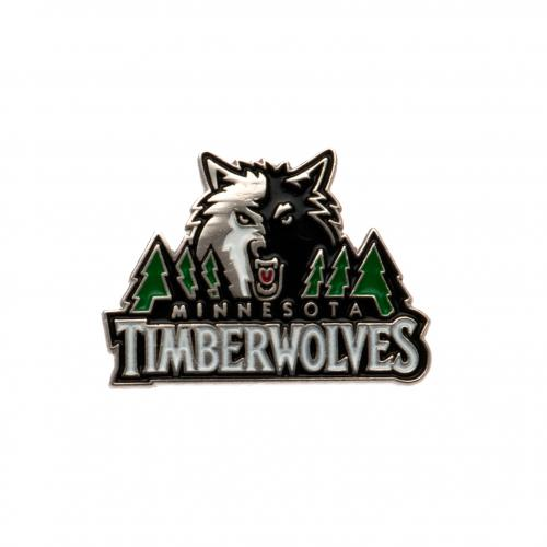 Broche Minnesota Timberwolves 133017