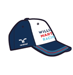 "Boné do Time de Corrida F1 ""Williams Martini"" 2015"