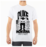 "Camiseta Duke Montana - ""DEATH ROW"""