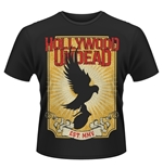 Camiseta Hollywood Undead Golden Dove