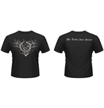 "Camiseta grupo musical ""Opeth""- representando imagine do album ""My Arms Your Hearse"""