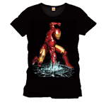 Camiseta Iron Man 135798