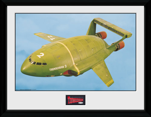 Poster Thunderbirds 136102