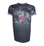 Camiseta PlayStation 136284