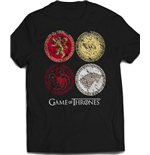 Camiseta Game of Thrones 136804