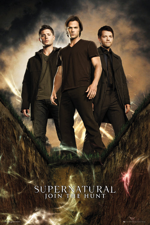 Póster Supernatural