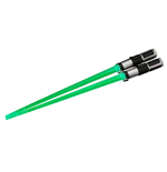 Star Wars Palitos com luz sable laser Yoda