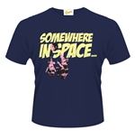 Camiseta Clangers Somewhere In Space