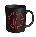 Caneca Stiff Little Fingers - Digits