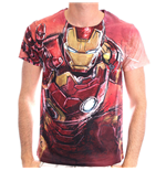 Camiseta Iron Man 137528