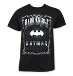 Camiseta Batman Dark Knight Gotham City Jack Daniels