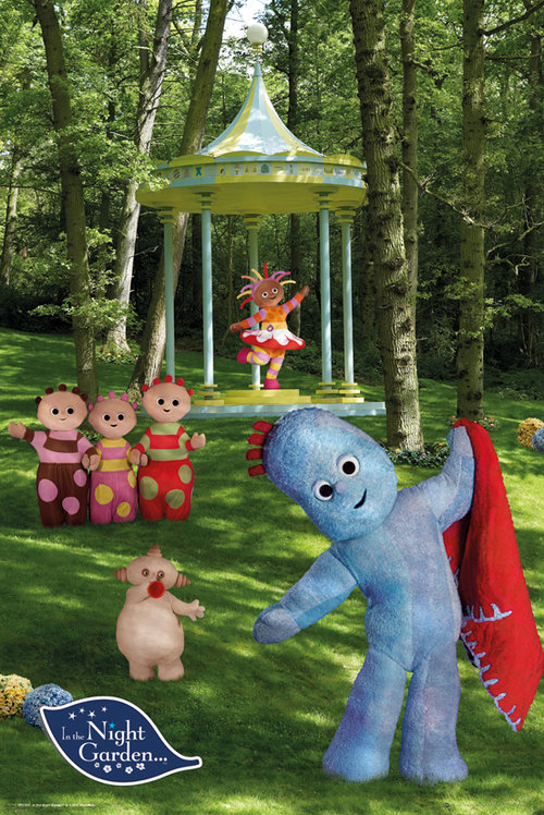 Poster In The Night Garden 137979