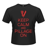 Camiseta Vikings Keep Calm