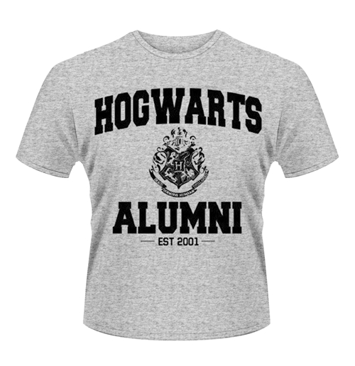 Camiseta Harry Potter Alumni