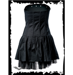 Vestido Queen of Darkness 138821