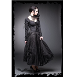Vestido Queen of Darkness 138828