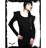 Vestido Queen of Darkness 138849