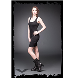 Vestido Queen of Darkness 138855