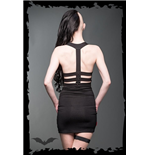 Vestido Queen of Darkness 138886