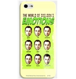 Capa iPhone Big Bang Theory - The world of Sheldon's Emotions