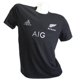 All Blacks Camiseta Réplica Ho me
