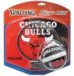 Mini set Basqueetbol Chicago Bulls