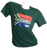 Camiseta África do Sul Rugby 139334