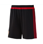 Shorts Bayer Leverkusen 2015-2016 Home (Preto)