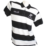Polo Natal Sharks Stripes