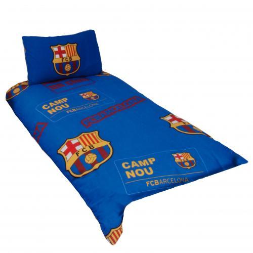 8c50591beb Jogo de cama individual FC Barcelona Original: Compra Online em Oferta