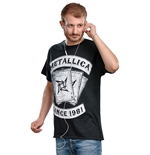 Camiseta Metallica - DEALER