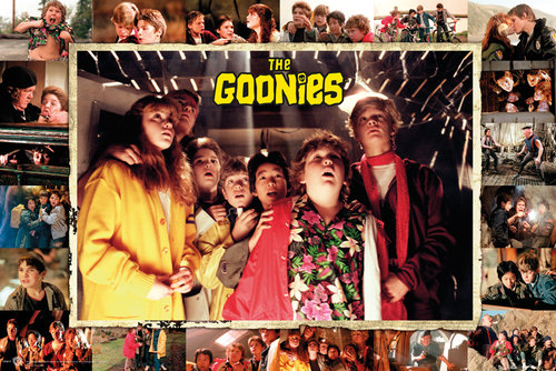 Poster The Goonies 139924