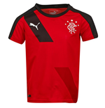Camiseta Rangers f.c. 2015-2016 Away