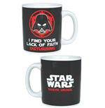 Star Wars Caneca Lack of Faith