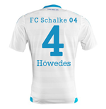 Camiseta Schalke 04 2015-2016 Away