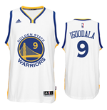 Camiseta Golden State Warriors Andre Iguodala adidas White New Swingman Home