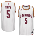 Camiseta Cleveland Cavaliers J. R. Smith adidas White New Swingman Home