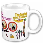Caneca Beatles - Yellow Submarine