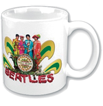 Caneca Beatles - Sgt Pepper Naked