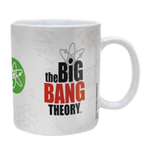 Caneca Big Bang Theory - Logo