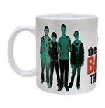 Caneca Big Bang Theory - Green